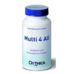 Orthica Multi 4 All (60Tab) DOA6078
