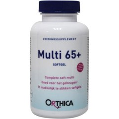 Orthica Soft Multi 65+ (60Cap) DOA6124