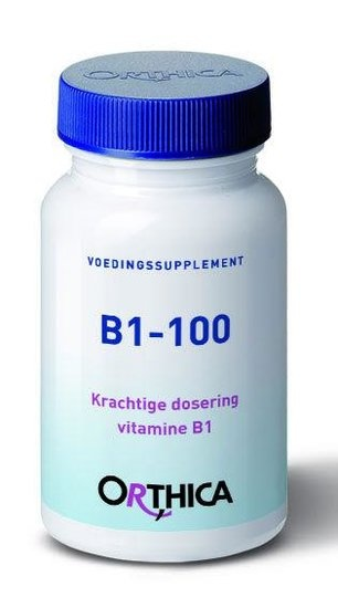 ORTHICA Orthica Vitamin B1 100 (90 Tabletten)