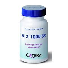 Orthica Vit B12 1000 Sr (90Tab) DOA6142