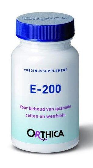 ORTHICA Orthica Vitamin E 200 (90 weiche Gele)