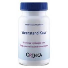 Orthica Weerstand Kuur (30Cap) DOA6165
