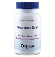 ORTHICA Orthica Weerstand Kuur (30Cap) DOA6165