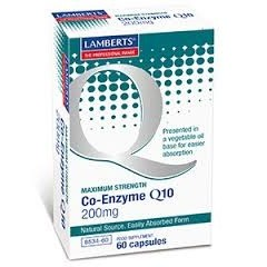 Lamberts Coenzym Q10 200 mg