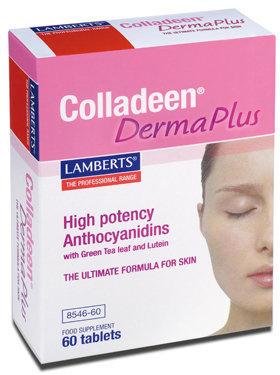 LAMBERTS Lamberts Colladeen derma plus (60 Tabletten)