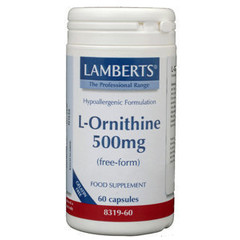 Lamberts L-Ornithin 500 mg