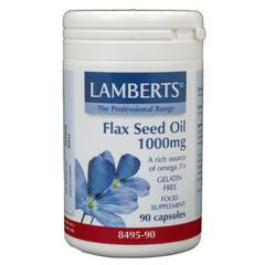 Lamberts Leinsamenöl (Leinsamenöl) 1000 mg