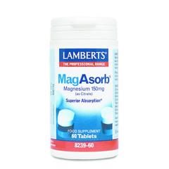 Lamberts MagAsorb (Magnesiumcitrat) 150 mg
