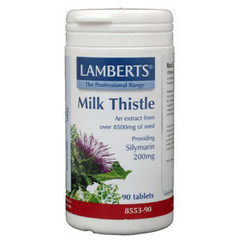 Lamberts Mariendistel (200 mg Silymarin, Mariendistel)