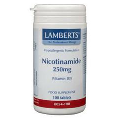Lamberts Vitamin B3 250 mg (Nicotinamid)