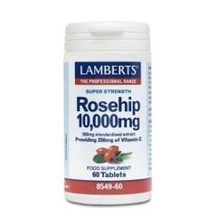 Lamberts Hagebutte 10.000 mg