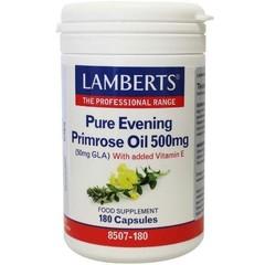 Lamberts Nachtkerzenöl 500 mg (reines Nachtkerzenöl)