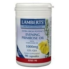 Lamberts Nachtkerze mit 1000 mg Borretschöl