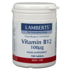 Lamberts Vitamin B12 100 mcg