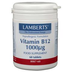 Lamberts Vitamin B12 1000 mcg (Cyanocobalamin)
