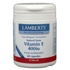 Lamberts Vitamin E 400IE natürlich