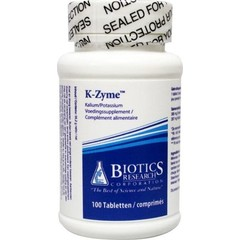 Biotics K zym 99 mg