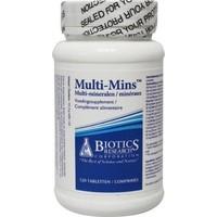 Biotics Biotics Multi min (120 Tabletten)