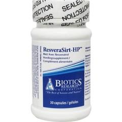 Biotics Resverasirt hp