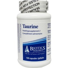 Biotics Taurin 500 mg