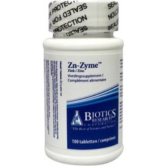 Biotics ZN Zyme 15 mg