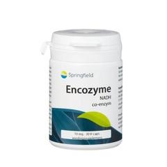Springfield Enzym NADH 10 mg