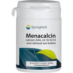 Springfield Menacalcin Vitamin K2