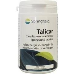 Springfield Talicar I Carnitin / Taurin / Liponsäure