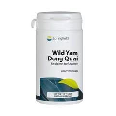 Springfield Wilder Yam / Dong-Quai