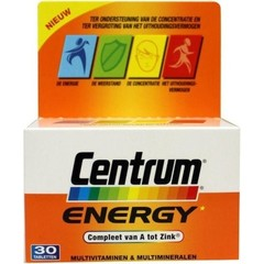 Centrum Energy Advanced (30Tab) DOA6033