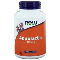 Now Appelazijn 450Mg (180Cap) DNW6176