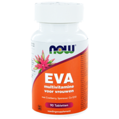 NOW Eva Multivitamin für Frauen