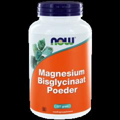 NOW Magnesiumbisglycinatpulver