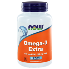 Now Omega 3 Extra (90Sft) DNW6203