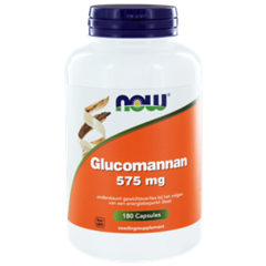 Now Glucomannan 575Mg (180Cap) DNW6229