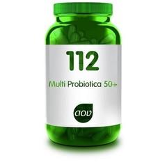 Aov Multi Probiotica 50+ 112 (60Cap) DAV6182