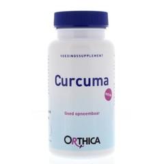Orthica Curcuma (60Cap) DOA6178