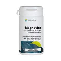 Springfield Magnevit-Magnesiumglycerophosphat 100 mg