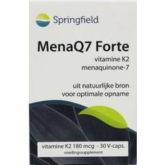 Springfield Menaq7 Forte Vit k2 180Mcg (30Vc) DSD6095