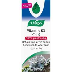 A Vogel Vitamin D3 25ug
