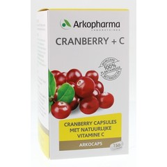 Arkocaps Cranberry & Vitamin C