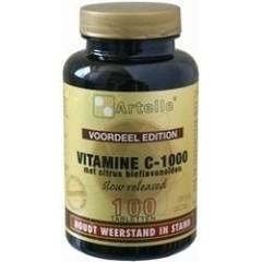 Artelle Vitamin C 1000 mg Bioflavonoide