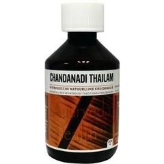 Öl von Chandanadi Thailam