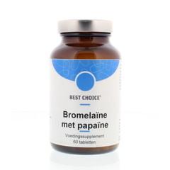 Best Choice Bromelain mit Papain