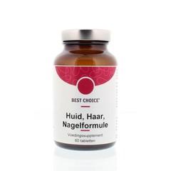 Best Choice Haut-, Haar- und Nagelformel