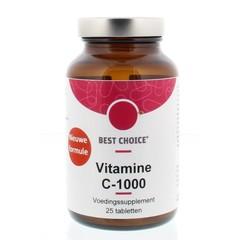 Best Choice Vitamin C 1000 mg & Bioflavonoide