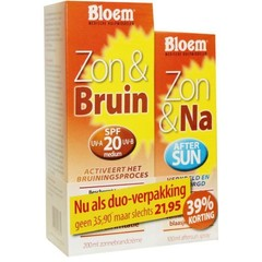Duo Sun 100 ml & After Sun & Braun 200 ml