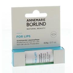 Annemarie Borlind Für die Lippen kleben