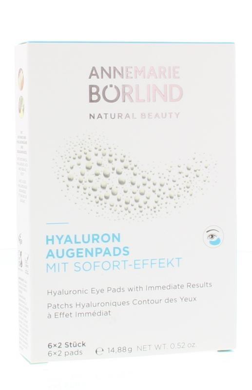 Borlind Borlind Hyaluron-Augenpads (12 stück)