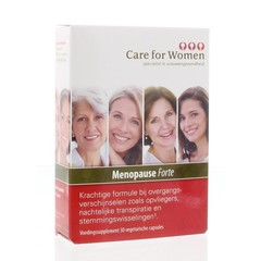 Care For Women Menopause forte